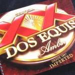 CERVESA BEER Mexican Dos Eq..