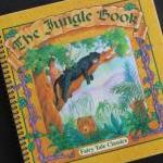JUNGLE BOOK journal noteboo..